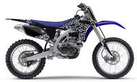 polepy 'Surubi' na motorku YAMAHA